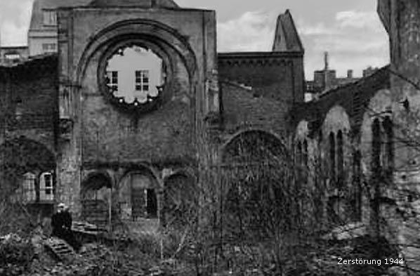 Umnutzung kirche und kloster st alfons aachen