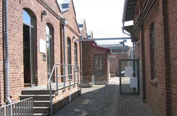 Architekt Düren glashaus architekten projekte sanierung ehemalige fabrik becker