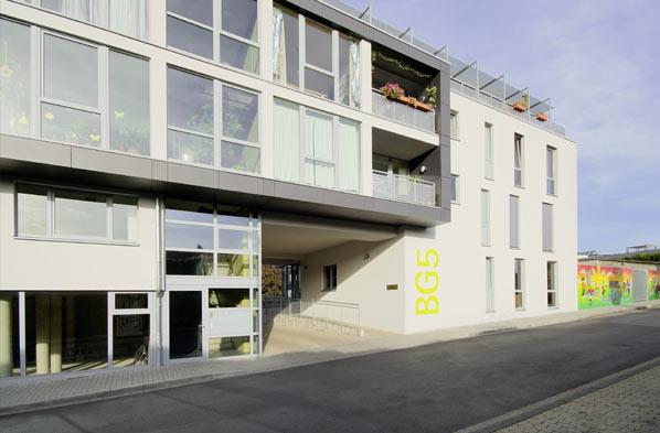 Glashaus architekten projekte kita bergische gasse aachen - Architekten aachen ...